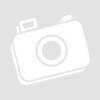 Kép 2/3 - Díszdobozos Fehér Törölköző Szett Zöld Csíkokkal
