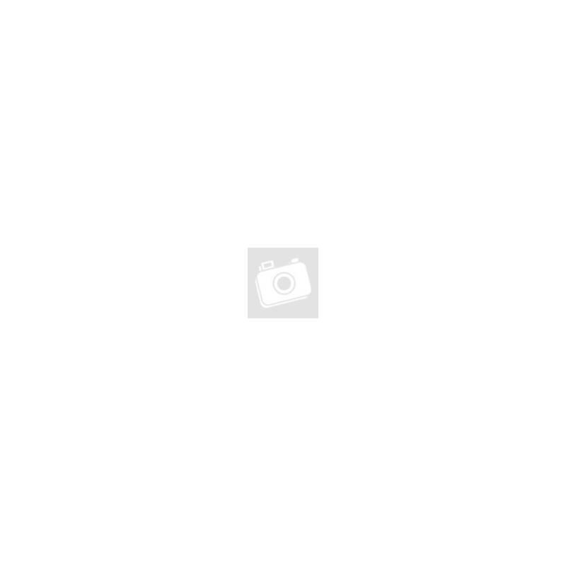 Fehér Törölköző Szett színes csíkokkal  - 4 db